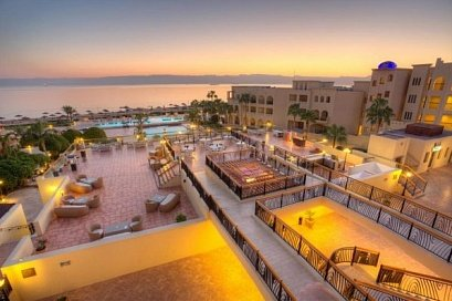 GRAND SWISS-BELRESORT BEACH TALA BAY 5* (ex. Radisson Blu)